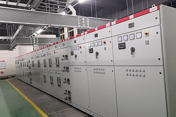 鹤山市世运工业园配电项目