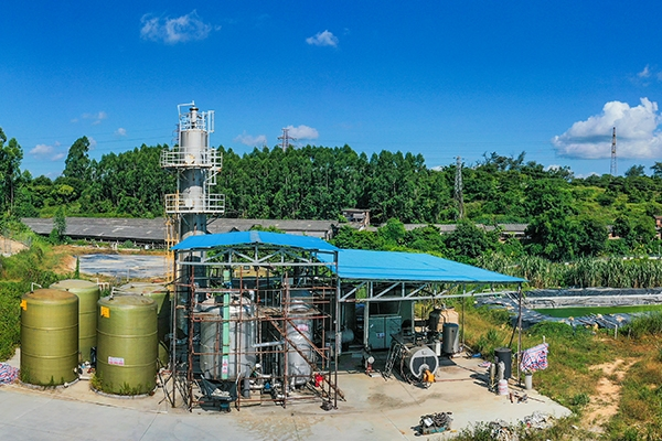 生物能源研发及生态农业科普基地
