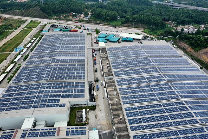 海信(广东)空调有限公司光伏发电项目
