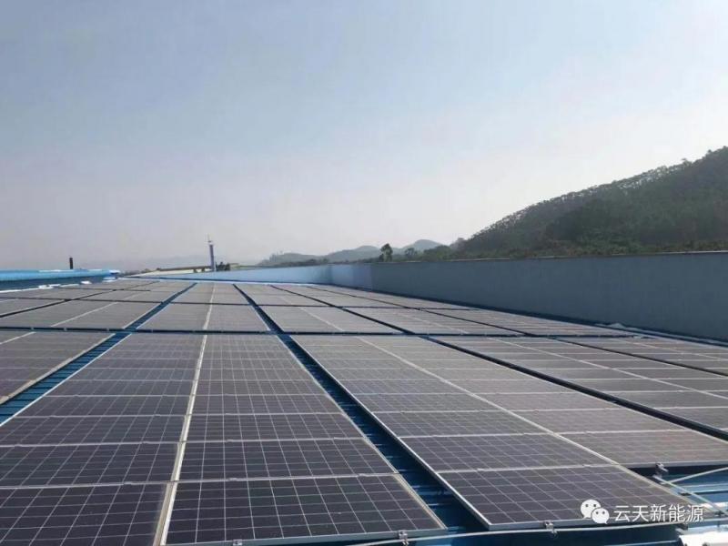 广东德福隆生物科技有限公司分布式光伏发电项目介绍